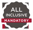 Mandatory All-Inclusive Resort