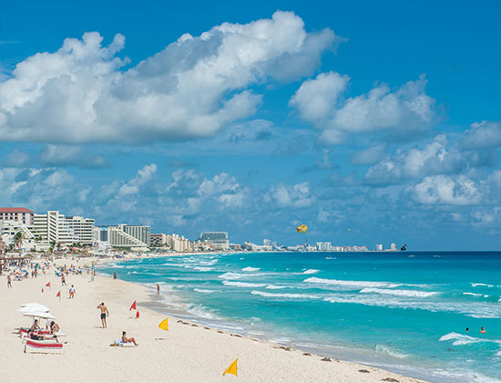 Cancun And Cozumel Resorts AFVClubcom - Cozumel vacations